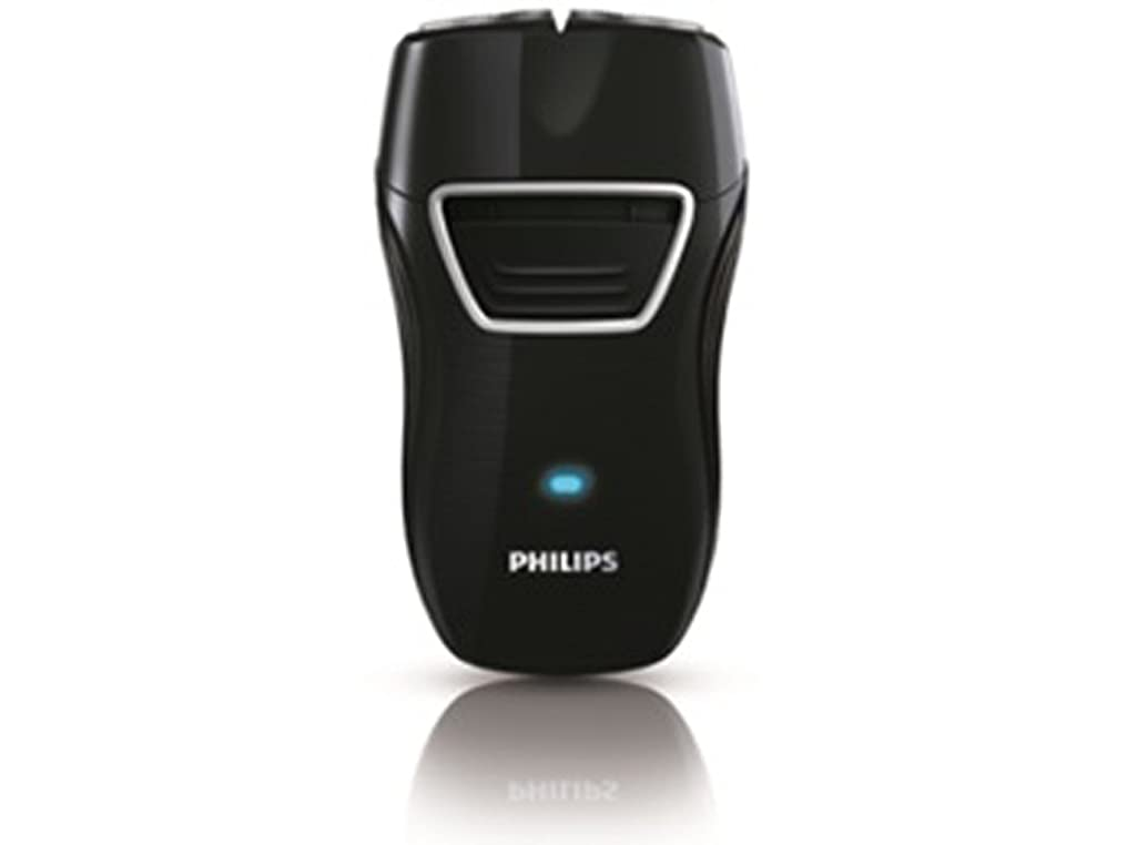 ロードされた引っ張るペルーフィリップス メンズシェーバー 携帯用  PQ217