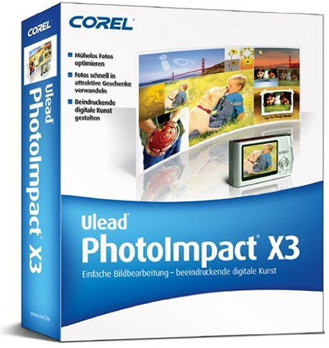 Corel Corporation -  Ulead Photo Impact
