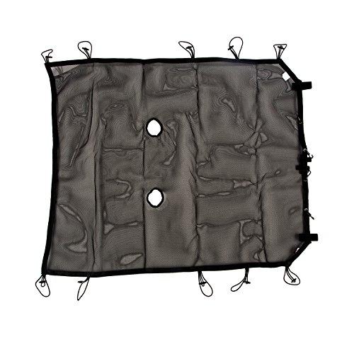 commercial Robust Ridge Sun Visor 13579.06 Jeep Wrangler JK 2 Door Black Eclipse Full Cover 2007-2018… bikini tops for jeep wranglers