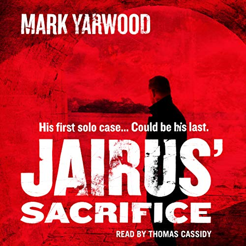 Jairus' Sacrifice  audiobook cover art