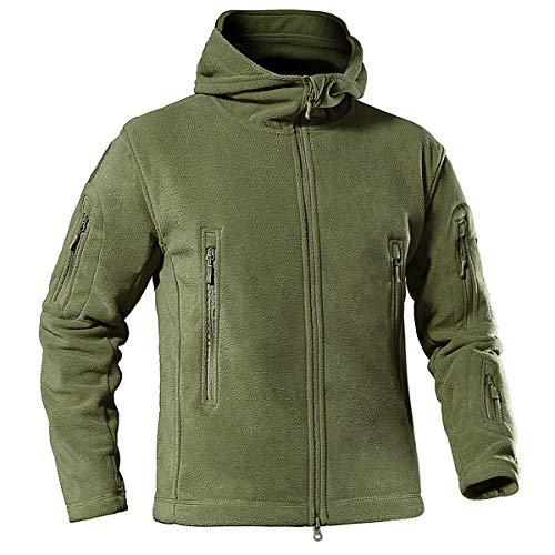 Thermal Windproof Fleece Fishing Jacket