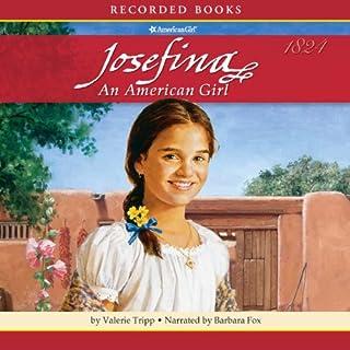 Josefina audiobook cover art