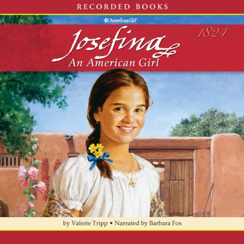 Josefina audiobook cover art