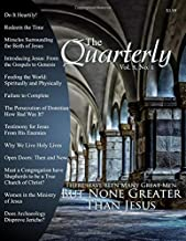 The Quarterly (Volume 3, Number 1)
