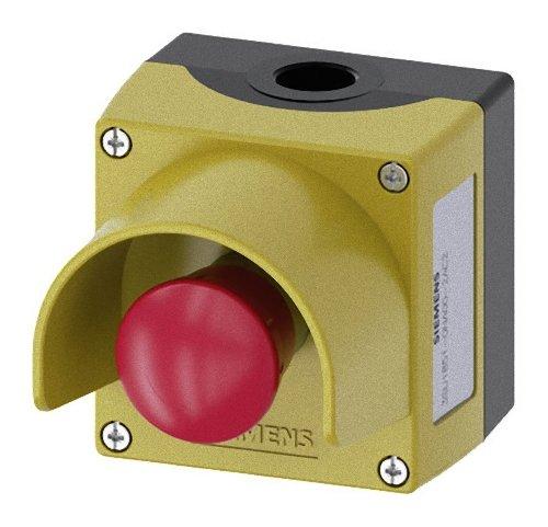 Siemens SIRIUS ATC Box metaal/A boven geel halsketting bescherming rood