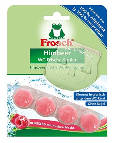 Frosch Himbeer WC-Frische Spüler 42 g