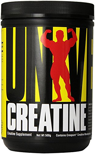 Universal Nutrition créatine, 500g