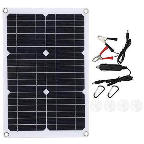 01 Modulo Pannello Solare, Caricatore Compatto per Pannello Solare, per Cellulare con Fotocamera Sportiva