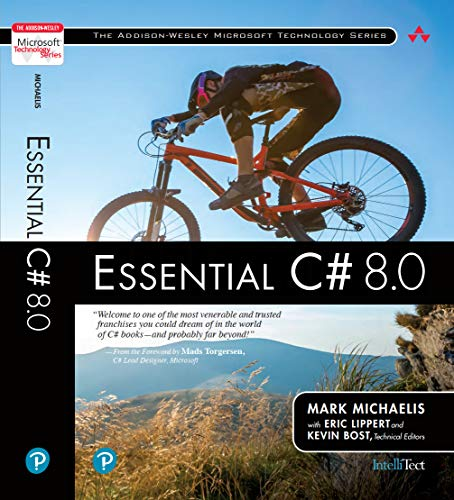Essential C# 8.0 (7th Edition) (Addison-Wesley Microsoft Technology Series)