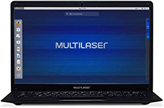 Notebook Legacy Intel Tela De 14.1 Pol. Full Hd Linux Ram 4 Gb Multilaser Preto - PC210