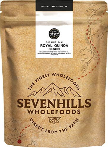 Sevenhills Wholefoods Grains De Quinoa Royal Bio 1kg