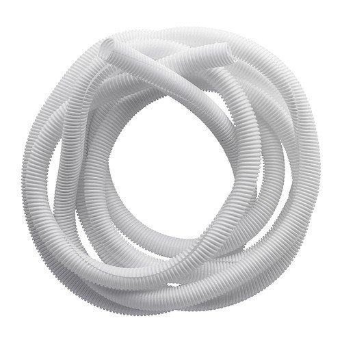 Ikea RABALDER Kabelsammler in weiß; (5m)