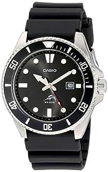 Casio Men s MDV106-1AV 200M Duro Analog Watch Black