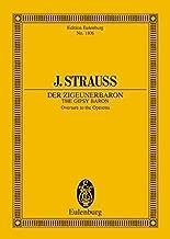The Gypsy Baron Overture: Study Score (Edition Eulenburg)