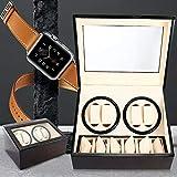 Uhrenbeweger für Automatikuhren Adapter Watch Winder 4+6 Uhren