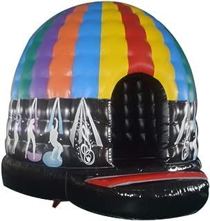 disco dome bouncy house