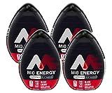 MiO Energy Black Cherry Liquid Water Enhancer, Caffeinated, 1.62 fl oz...