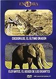 Pack Explora (COCODRILOS: El ültimo Dragón/ELEFANTES: El Ocaso de los Gigantes) 2 DVD