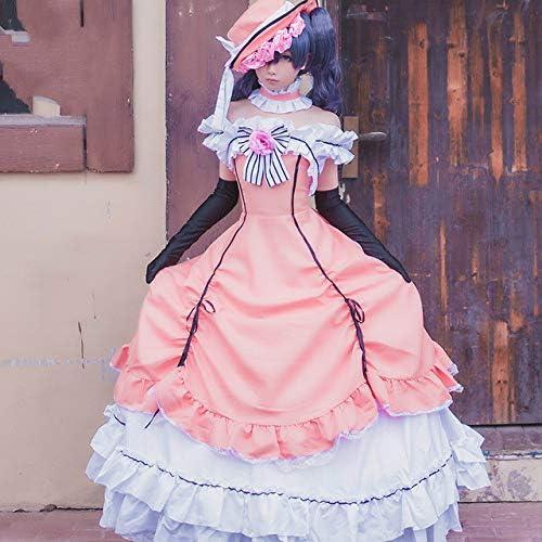 Ciel dress cosplay _image1