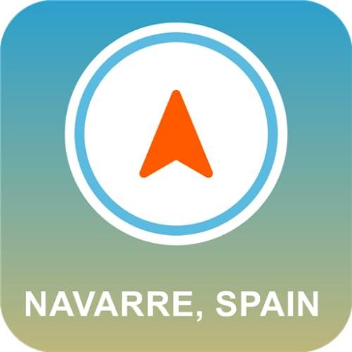 Navarra, España GPS