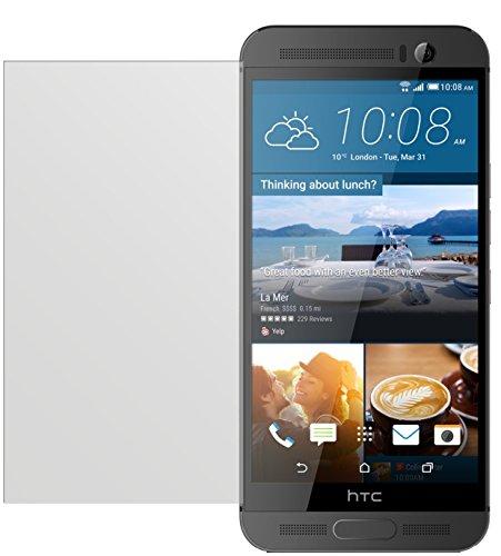 dipos I 6X Schutzfolie matt kompatibel mit HTC One M9 Plus Folie Bildschirmschutzfolie