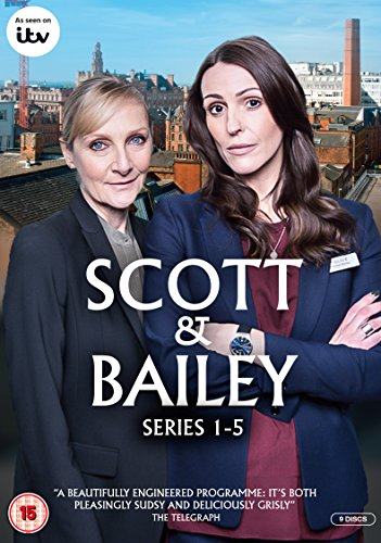 Scott and Bailey - Complete Series 1-5 [9 DVDs] [UK Import]
