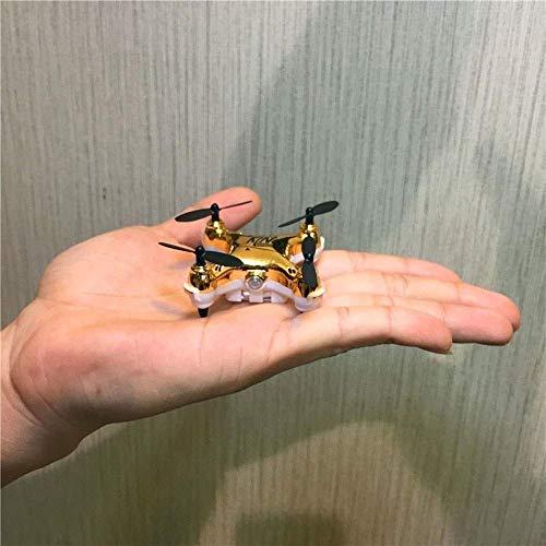 Mini Pocket Drone Headless-Modus 2,4 GHz Quadcopter Nano LED RC Quadcopter Höhe Halten Sie 500 W Pixel Multi-Schutz-Drohne für Kinder und Anfänger Indoor zu Spielen