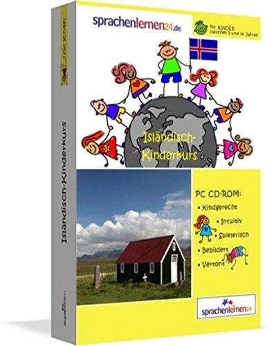 Isländisch-Kindersprachkurs von Sprachenlernen24.de: Kindgerecht bebildert und vertont für ein spielerisches Isländischlernen. Ab 5 Jahren. PC CD-ROM für Windows 8,7,Vista,XP / Linux / Mac OS X