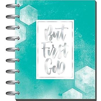 me & my BIG ideas Create 365 The Happy Planner Have Faith Jul 2017 - Dec 2018
