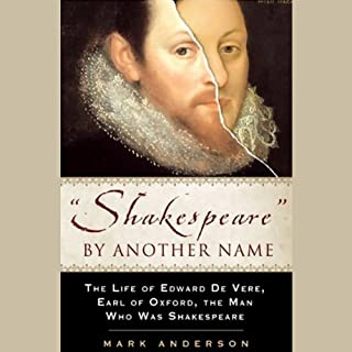 Shakespeare by Another Name audiobook cover art