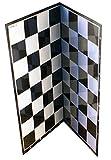 Softee Equipment 0010484 Tablero Oca Plegable, Blanco, S