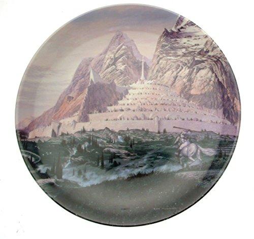 Le Seigneur des anneaux Plaqué Danbury Dawn à Minas Tirith menthe