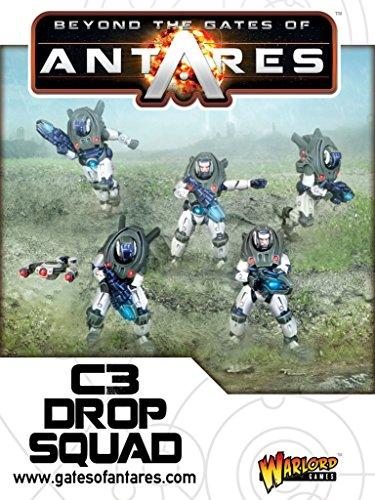 Concord C3 Drop Squad
