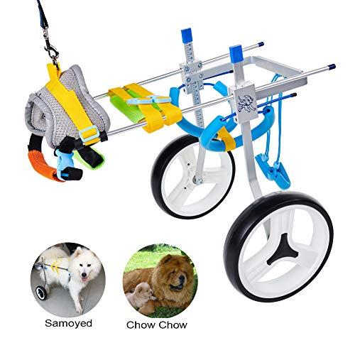 HiHydro 6 Types Cart Pet Wheelchair