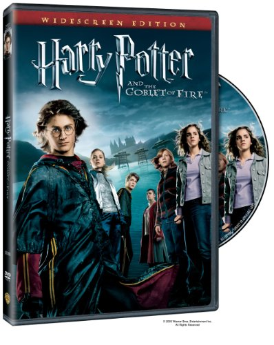 Harry Potter and the Goblet of Fire (Single-Disc Widescreen Edition)