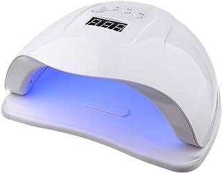Cfbcc Uñas Juego de lámparas de 120W LED UV for la manicura de uñas del Gel 10Pcs Kit del Sistema empapa del Gel Barniz for uñas Conjunto del Arte de Secado de la máquina Herramientas
