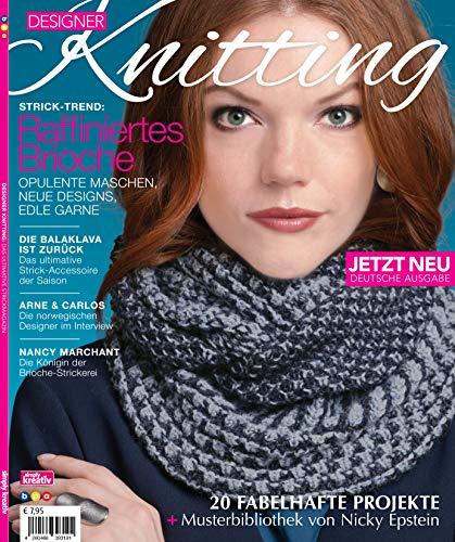 DESIGNER Knitting: Raffiniertes Brioche