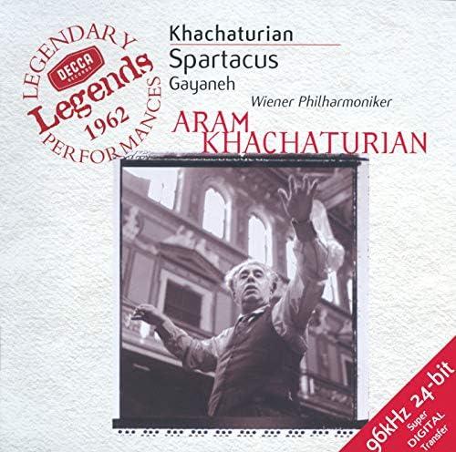 Wiener Philharmoniker, Aram Khachaturian, L'Orchestre de la Suisse Romande & Ernest Ansermet