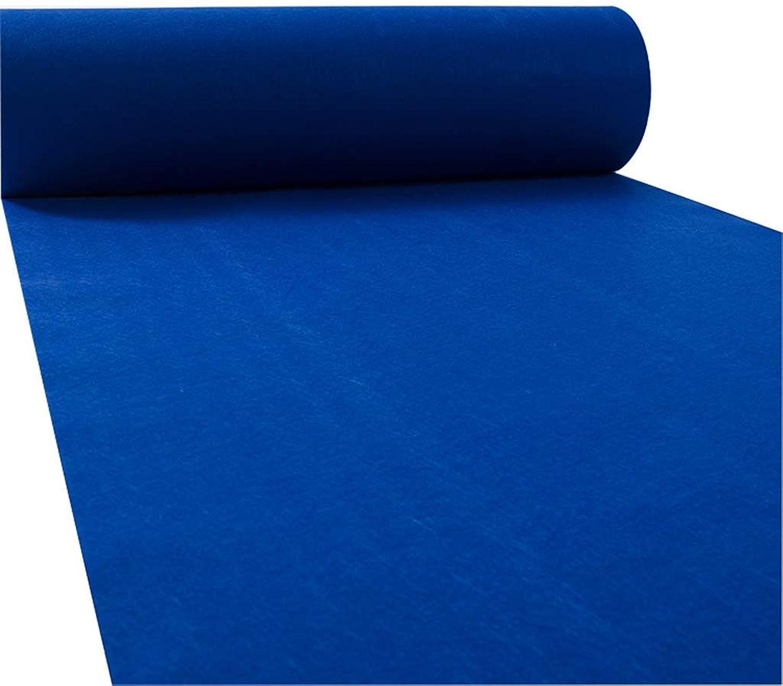 Lvdijidian Carpet Runner-up Disposable Wedding Carpet Wear-Resistant Practical Rug Suitable for Wedding Celebration Opening Hotel Stairs Etc Doormat of Decoration (Size   1m×20m)