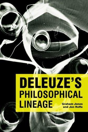 [(Deleuze's Philosophical Lineage )] [Author: Dr. Graham Jones] [Apr-2009]
