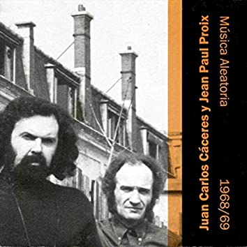 Música Aleatoria 1968/69