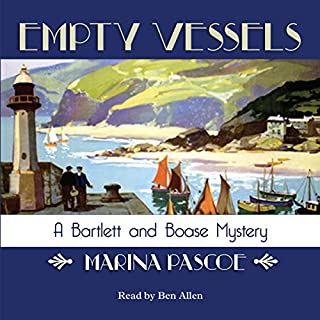 Empty Vessels                   By:                                                                                                                                 Marina Pascoe                               Narrated by:                                                                                                                                 Ben Allen                      Length: 7 hrs and 37 mins     4 ratings     Overall 4.3