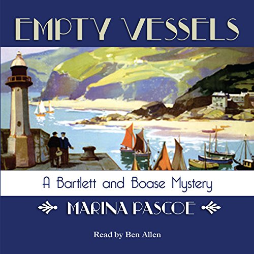 Couverture de Empty Vessels