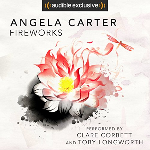 Fireworks audiobook cover art