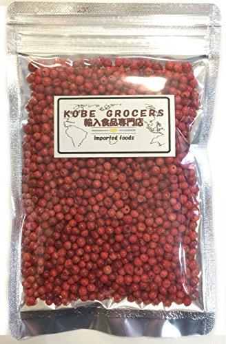 ピンクペッパー Pink Pepper マダガスカル産 コウベグロサーズ (30g)