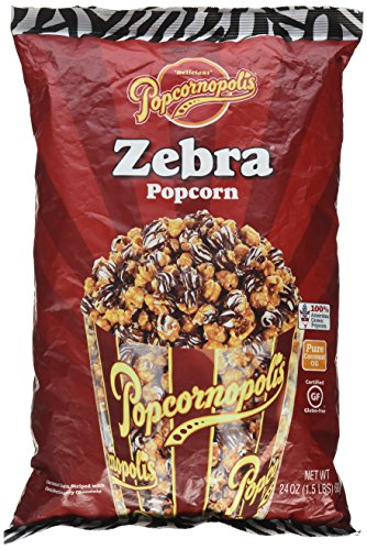 Image of Popcornopolis Zebra...: Bestviewsreviews