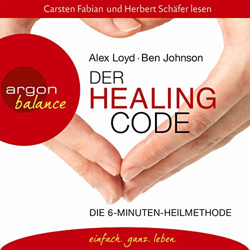Der Healing Code audiobook cover art