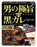 明治 男の極旨黒カレー 180g ×5個