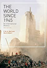 Best the world since 1945 an international history Reviews