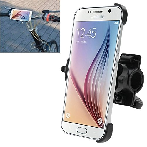Chengcunxing Best Travel Assistant Bicycle Mount/Bike Holder for Galaxy S6 / S6 Edge